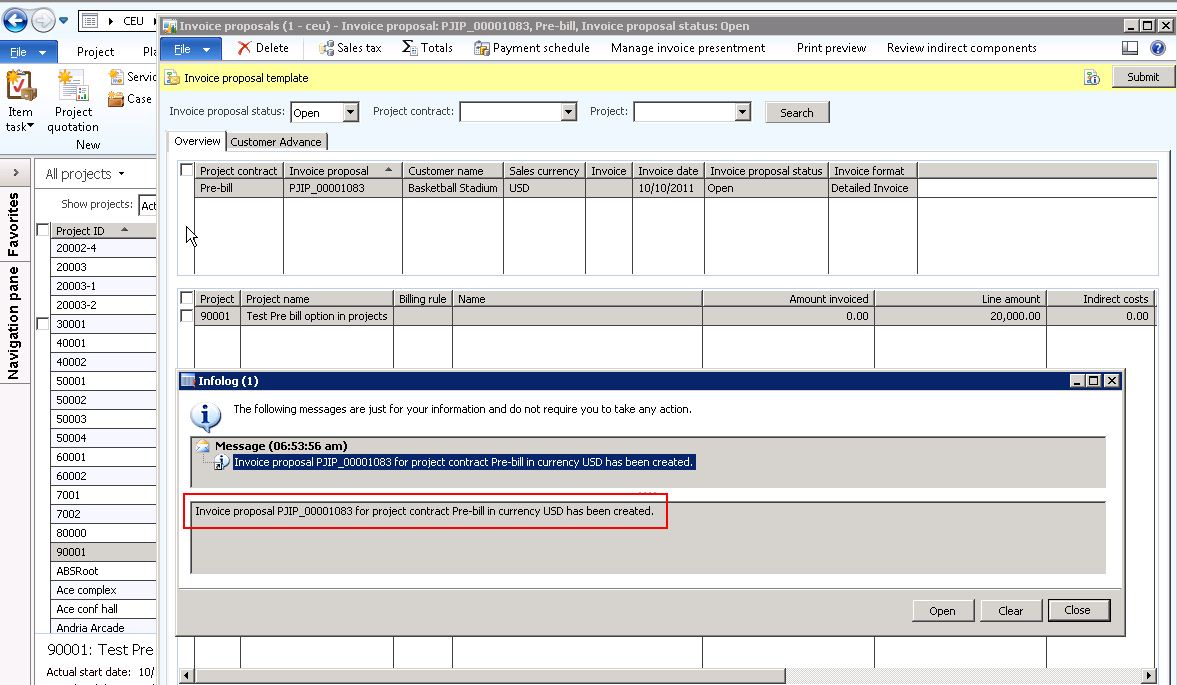 Copy Of Invoice Excel Sandeep Chaudhury  Dynamics  For Finance And Operations Blog  How To Print An Invoice Pdf with What Is A Purchase Invoice Pdf Verify  Monthly Invoice Word