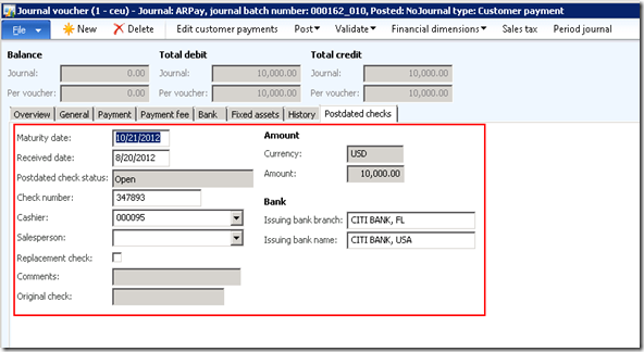 2012 | Dynamics 365 For Finance and Operations Blog | Page 2