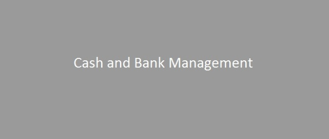 New enhancements in Cash and Bank Management Module of Microsoft Dynamics AX 2012 R2
