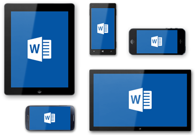 Integration of Microsoft Dynamics AX with Microsoft Office Word