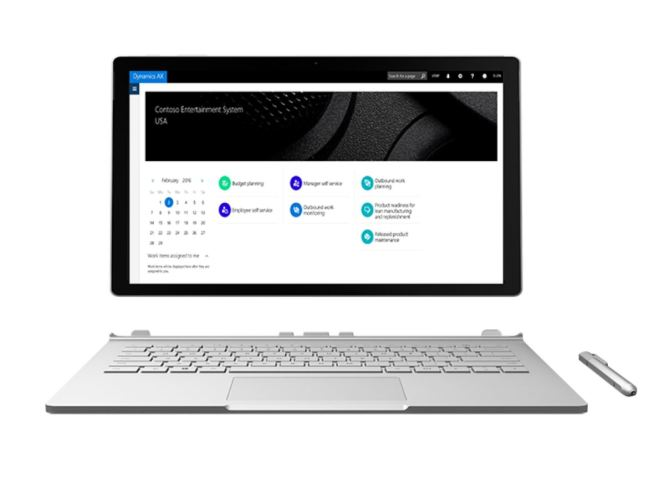 Introducing the New Microsoft Dynamics AX (AX 7) – PublicPreview
