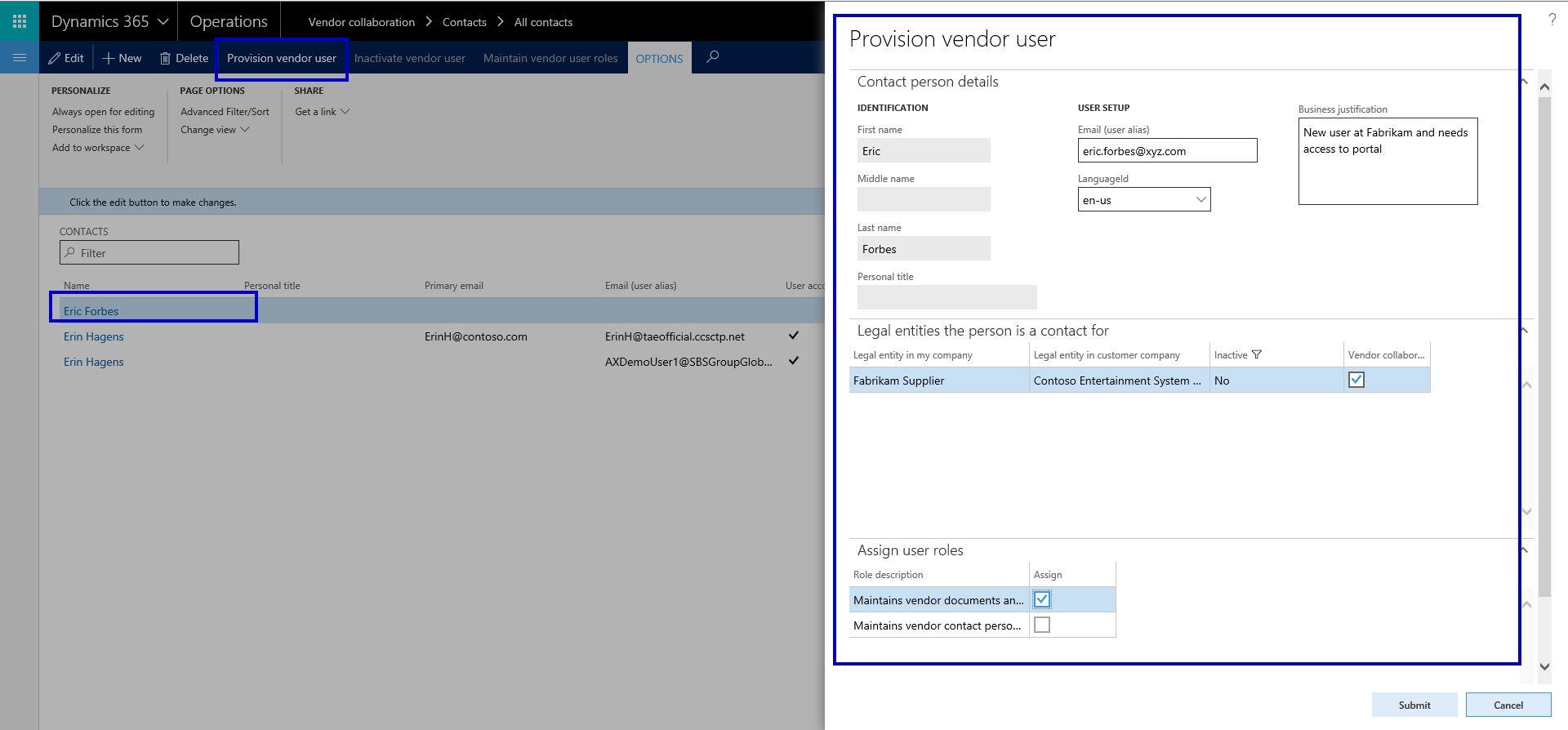 provision-user